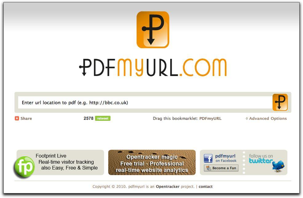 Webページを一発でPDF化し、GoodReader に取り込む