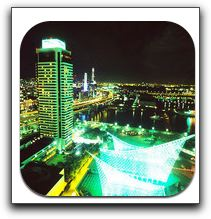 【iPhone,iPad】全国の夜景スポット「夜景100選」が今だけお買い得