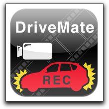 【iPhone】ドライブ中の映像や走行軌跡を記録「DriveMate Rec」が今だけお買い得