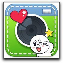 【iPhone,iPad】LINEから「LINE camera」がリリース