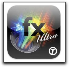 【iPad】写真編集アプリ「Photo fx Ultra」がバージョンアップでRetina対応