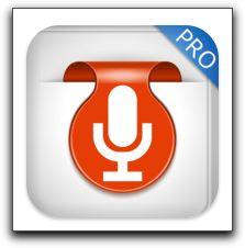 【iPhone,iPad】ボイスメモ「Recording Pro」が今だけ無料
