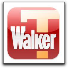 【iPhone,iPad】ウォーカーシリーズの公式iPhoneアプリ「WalkerTouch」がリリース