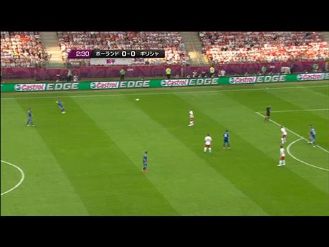 【iPhone,iPad】「WOWOWメンバーズオンデマンド」でUEFA EURO 2012を視聴してみた