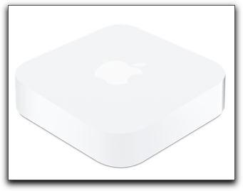Appleから「AirMac Expressベースステーション」が発売