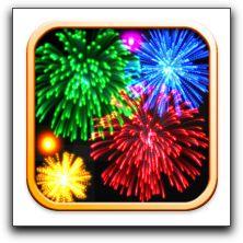 【iPad】リアルな花火「Real Fireworks Artwork 4-in-1 HD 2012」が今だけ無料