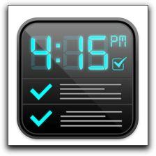 【iPhone,iPad】複数のアラームをサポート「Alarm Clock & Day Reminder」が今だけ無料