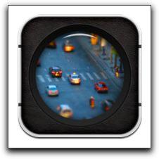 【iPhone,iPad】Tilt-Shift Time-Lapse Videos「Miniatures Pro」が今だけ無料
