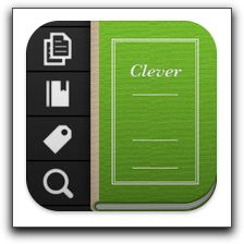 【iPhone,iPad】Evernoteクライアント「Clever」がリリース