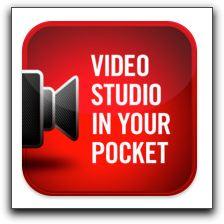 【iPhone,iPad】ポケットにビデオスタジオを「Video Camera」が今だけ無料