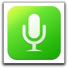 【iPhone,iPad】LINEで話しながら録音「録音 for LINE」がリリース