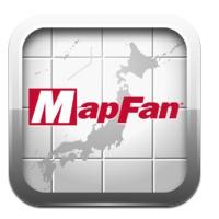 【iPhone,iPad】MapFanのマップデータが最新の2012年12月版に