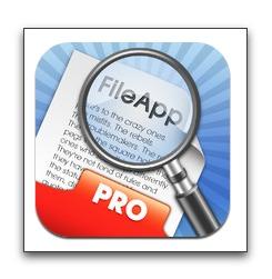 【iPhone,iPad】ファイル管理マネージャー「FileApp Pro」が今だけ無料