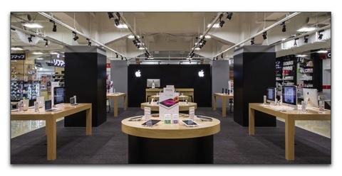 「Appleショップ」が神戸の三宮にオープン