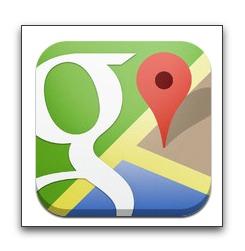 【iPhone,iPad】バージョンアップした「Google Maps」で百貨店や地下街のレイアウトマップを表示