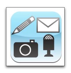 【iPhone,iPad】テキスト・写真・音声のマルチメディアノート「all-in メモ」が無料に