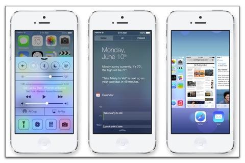 【iPhone,iPad】AppleからDeveloper向けの「iOS 7 beta 3」がリリースされています