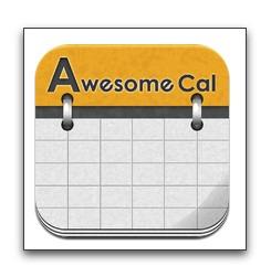 【iPhone,iPad】すべてのiPhoneカレンダーと自動的に同期「Awesome Calendar」が今だけお買い得