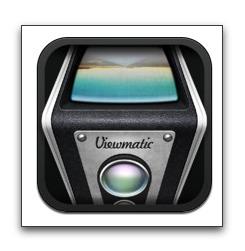 【iPhone,iPad】レトロテーマの写真エディタ「Viewmatic」が初の無料化