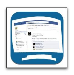 iPhone,iPadでもFacebookをPC版と同じに表示「Facefull for facebook full site desktop version」が今だけ無料