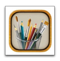 【Mac】回数無制限のアンドゥ/リドゥ機能、無制限レイヤーをサポートするペイントアプリ「MyBrushes」が今だけお買い得
