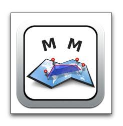 【iPhone,iPad】複数の距離、境界線、そして地域を細密な正確性で簡単に計測「地図計測」が初の無料化