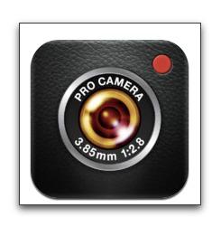 【iPad】iPadのカメラを最大限に利用する人気の「プロカメラ HD」が今だけお買い得