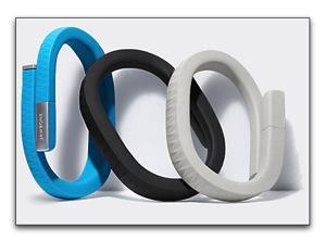 【iPhone】リストバンド型活動量計「UP by Jawbone」と「Fitbit Flex」を比較する(アプリ編)