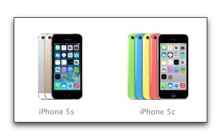 iPhone 5sが前面に出てこないって、Appleらしくない