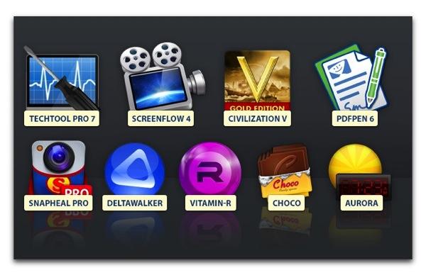 【Mac】MacUpdate、「TechTool Pro 7」「ScreenFlow 4」など、9個のアプリ総額$414が$49.99