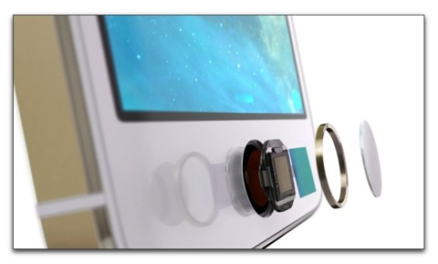 【iPhone 5s】感動もの「Touch ID」、登録は親指+α