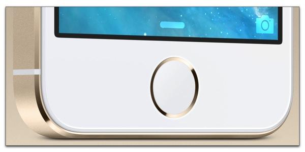 【iPhone 5s】Touch IDを設定しよう!