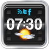 【iPad】天気予報&目覚まし時計「目覚まし時計」が今だけお買い得