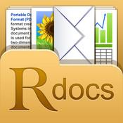 ReaddleDocs iPhone,iPadのビューア兼ファイルマネージャー
