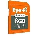 Eye-Fi Pro X2を二日間使ってみて・・・