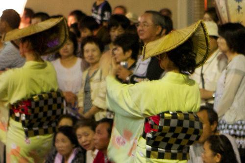 越中八尾 おわら風の盆 2011.09.03 最終日