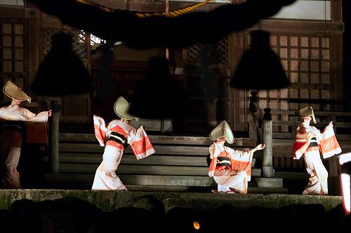 越中八尾、おわら風の盆2012年9月2日(本祭二日目)諏訪町