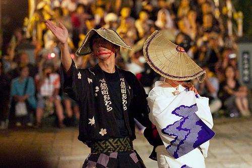 おわら風の盆2012年9月2日(本祭二日目)鏡町