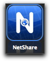 iPhone 3G アプリケーション 〜NetShare〜