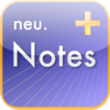 【iPhone,iPad】メモアプリ「neu.Notes+」が80%OFF