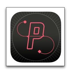 【iPhone,iPad】パスに沿って文字いれ「Path on」が日本語フォントに対応