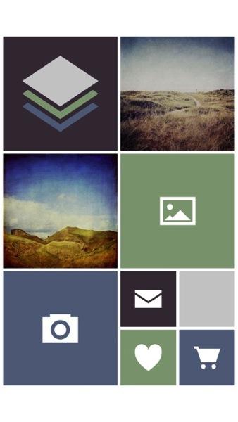 【iPhone,iPad】無制限なレイヤーを重ね合わせ、入れ替えも出来る写真編集アプリ「Stackables」