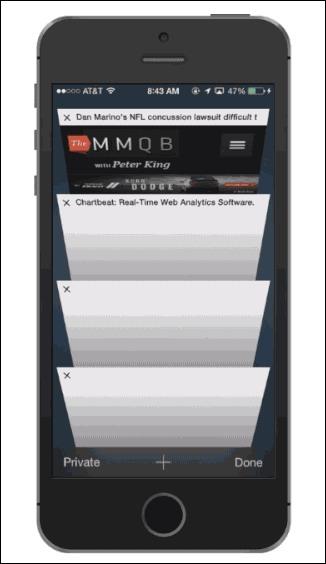 【iPhone,iPad】iOS 8の11個のiOS 7から修正変更された機能