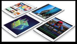 本日発表された「iPad Air 2」「iPad mini 3」の国内価格