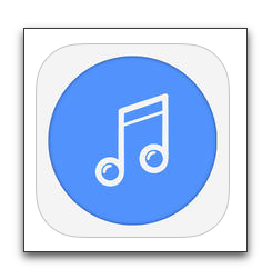 【iPhone,iPad】通知センターからミュージックライブラリ全体を表示「Music Center」