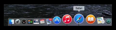 【Mac】Dockを隠すに設定していて、マウスをもっていってもDockが出てこない時の対処方法