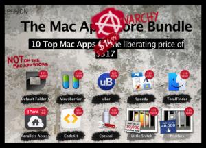 【Sale情報】MacHeistでMacアプリ「Default Folder X」など総額317ドルが14.99ドル