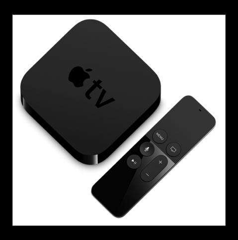 新Apple TV、開封とセットアップ