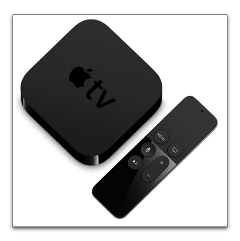 Apple TV(第4世代)文字入力の修正が簡単になる方法