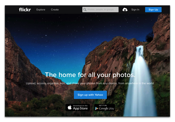 【Mac】Safariなどブラウザで表示&編集「flickr」、「PhotoStream」の「Wall art」の作成